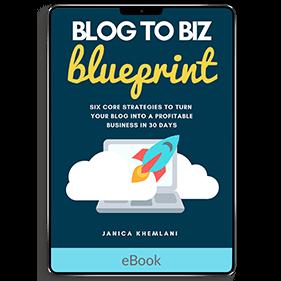 Blog To Biz Blueprint (eBook)