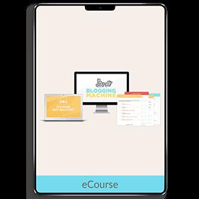 The Blogging Machine (eCourse)
