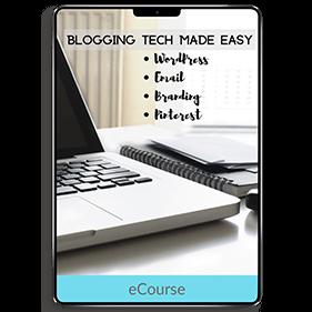 Tech Made Easy (eCourse)