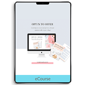 Create Your Perfect Opt in Freebie, in Four Simple Steps