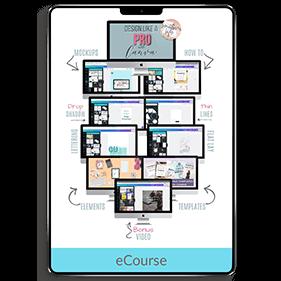Design Like a Pro with Canva (eCourse)