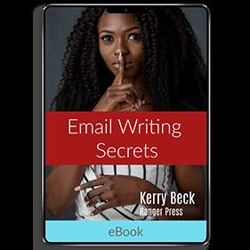 Email Writing Secrets (eBook)