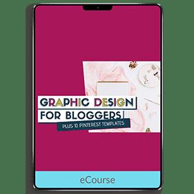 Graphic Design for Bloggers: Design Principles for Online Marketing (eCourse)
