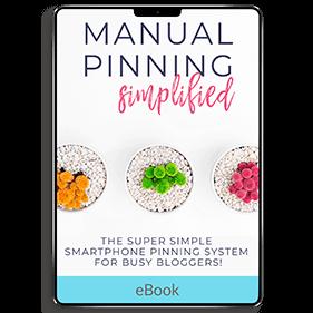 Manual Pinning Simplified (eBook)