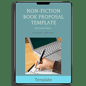 Non-Fiction Book Proposal Template (eBook)