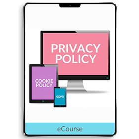 Privacy Policy Template (eCourse)