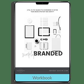 Simply Branded (Workbook)
