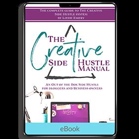 The Creative Side Hustle Manual (eBook)