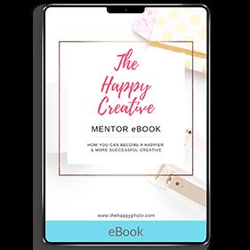 The Happy Creative (Workbook)