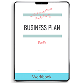 Work from Home Made Easy: Business Plan Bundle (Workbook)