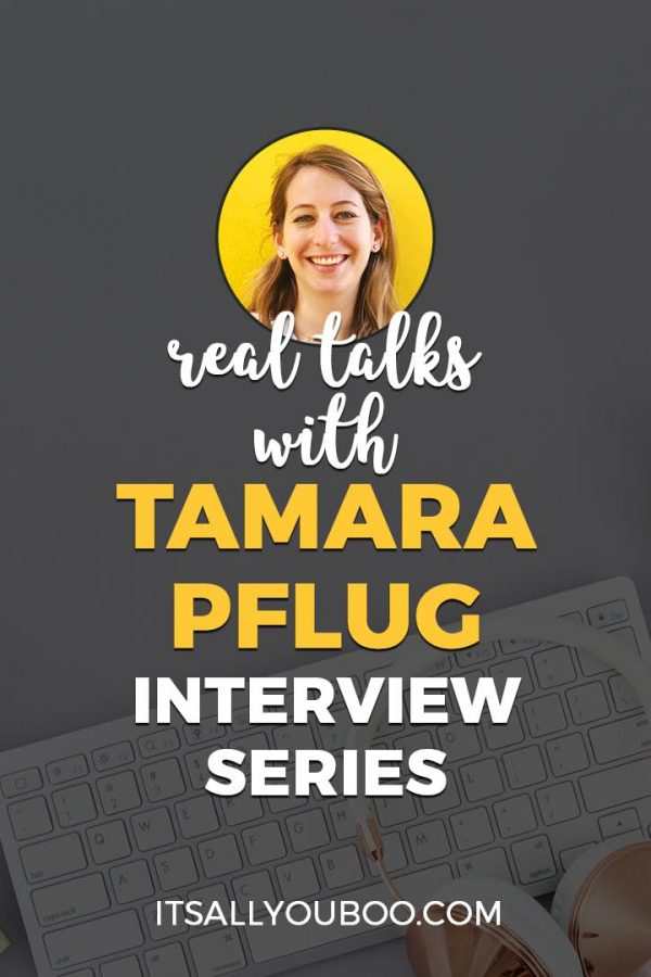 Real Talks with Tamara Pflug of Personal Development Zone