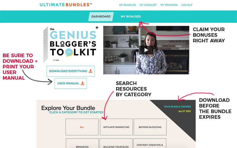 How to Make the Most of Genius Blogger's Toolkit
