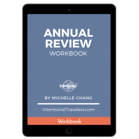 Ultimate Productivity Bundle, Annual Review Workbook