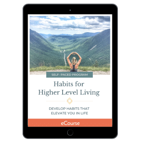 Habits For Higher Level Living Review