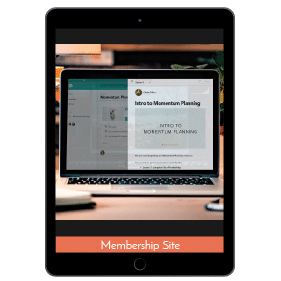 Momentum Planning, The Ultimate Productivity Bundle 2020 Review-Momentum Planning
