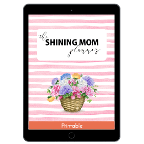 The 2020 Shining Mom Planner