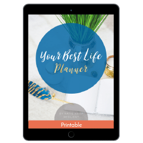 Your Best Life Planner