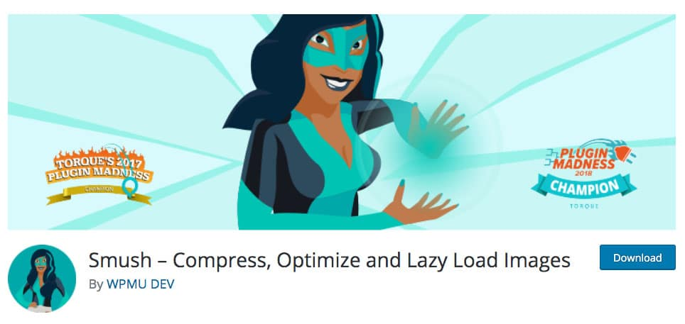 optimize your blog images with Smush