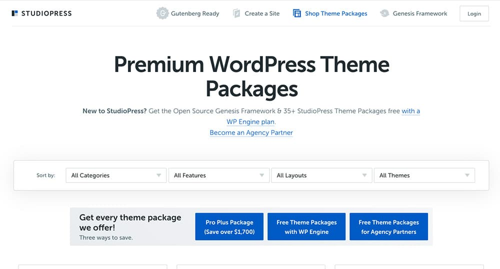 build your blog with premium wordpress themes by studiopress