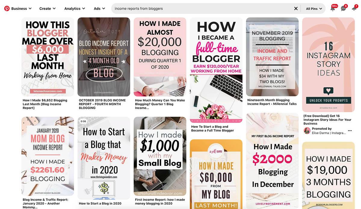 Making Money as Digital Nomad Blogger