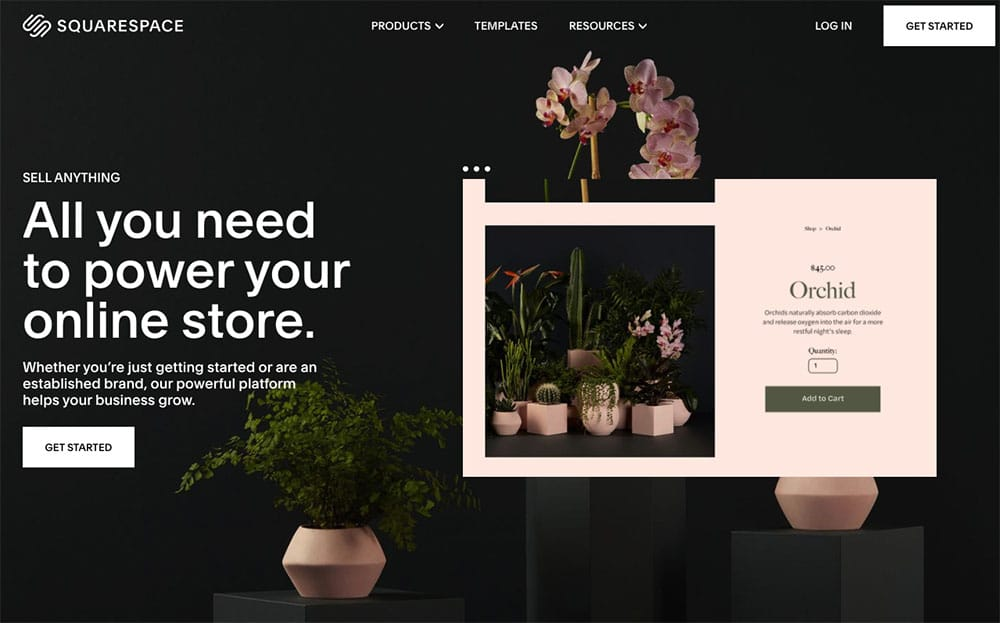 Start an Online Business with Squarespace