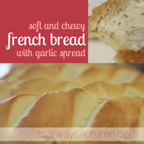 homemade french bread loaves