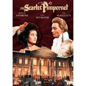 The Scarlet Pimpernel movie cover