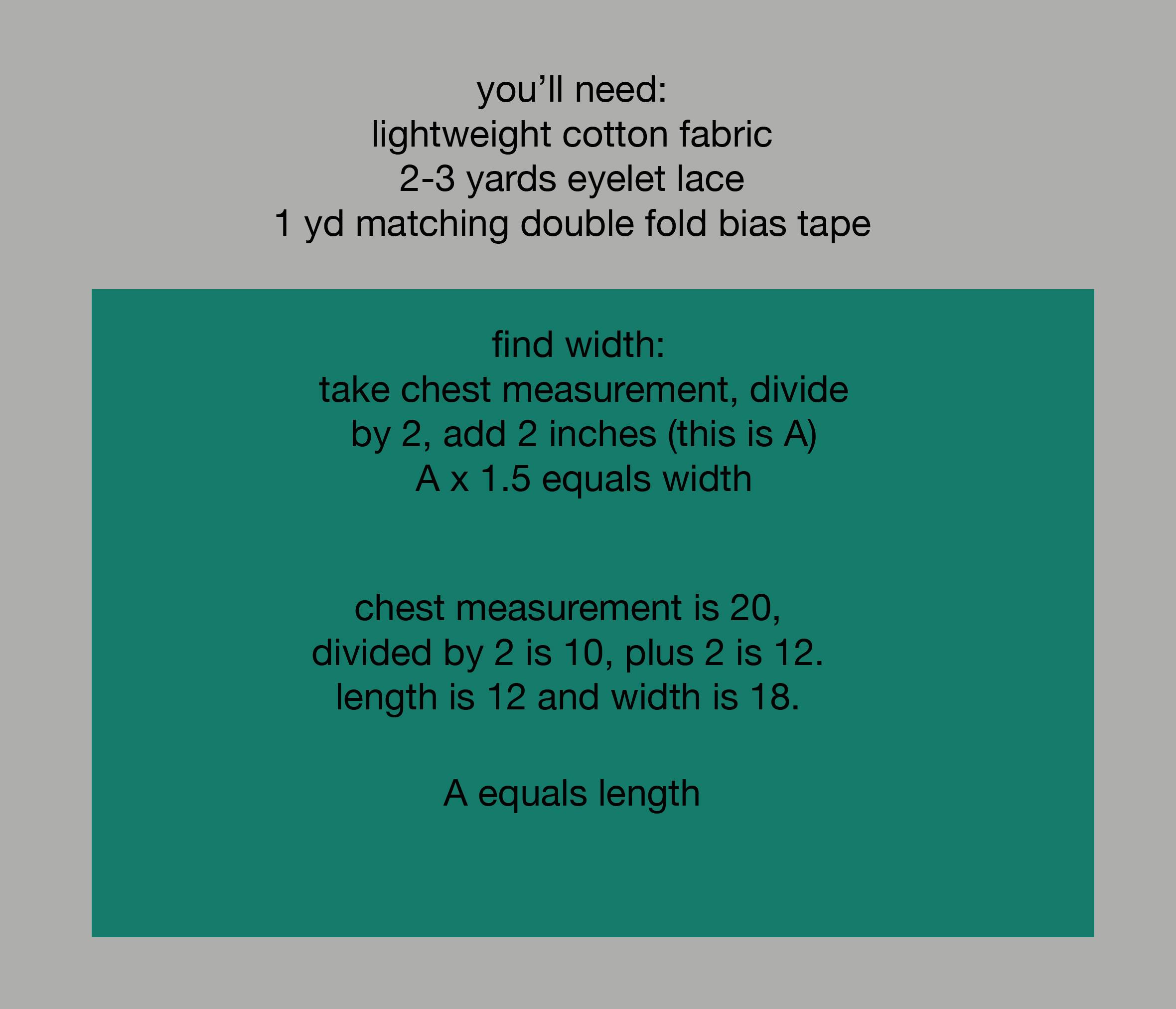 lace blouse cutting diagram