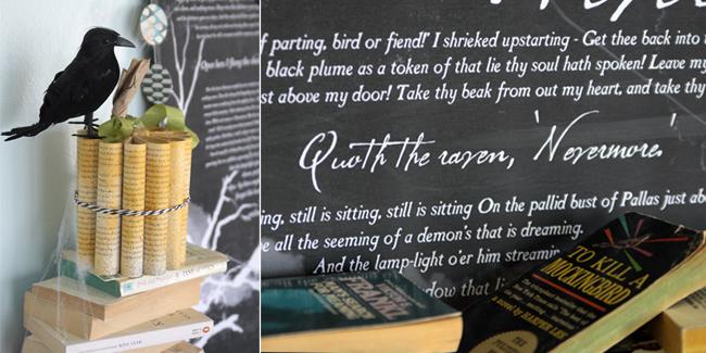 Printable The Raven poem