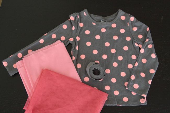 how to sew a tulle skirt ballet dress for girls