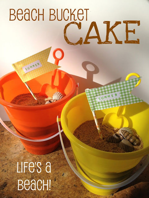 beach_bucket_cake_life's_a_beach