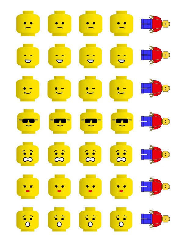 printable lego minifig designs