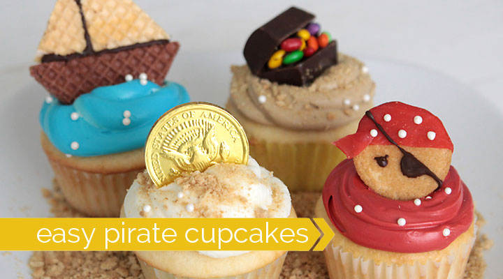 pirate-cupcakes-easy-no-fondant-simple-cute