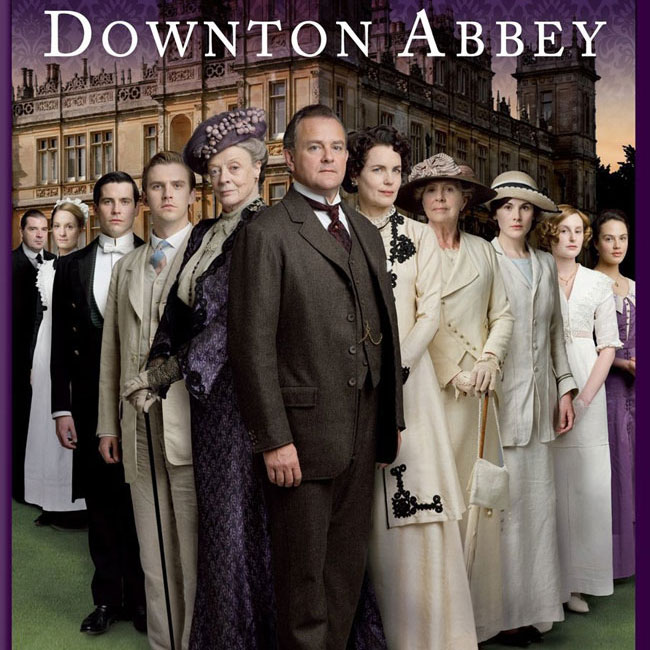 HUGE list of shows like Downton Abbey + seasons 1-4 giveaway!
