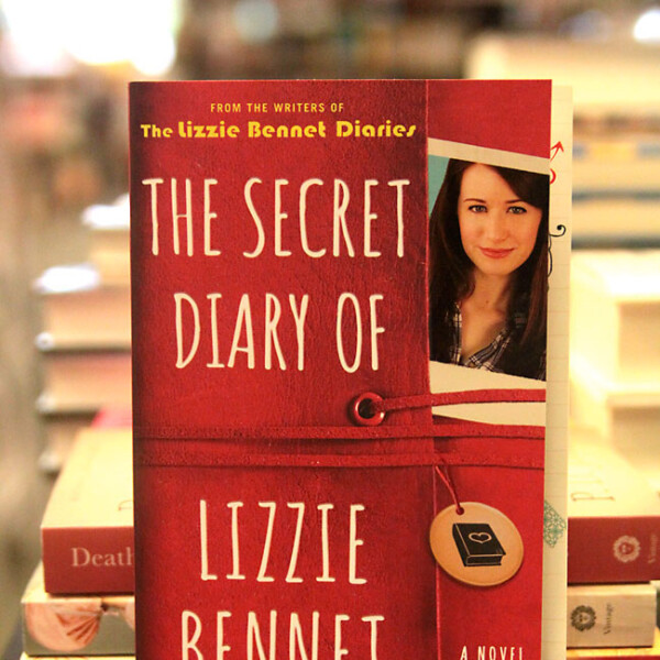 The Secret Diary of Lizzie Bennet book