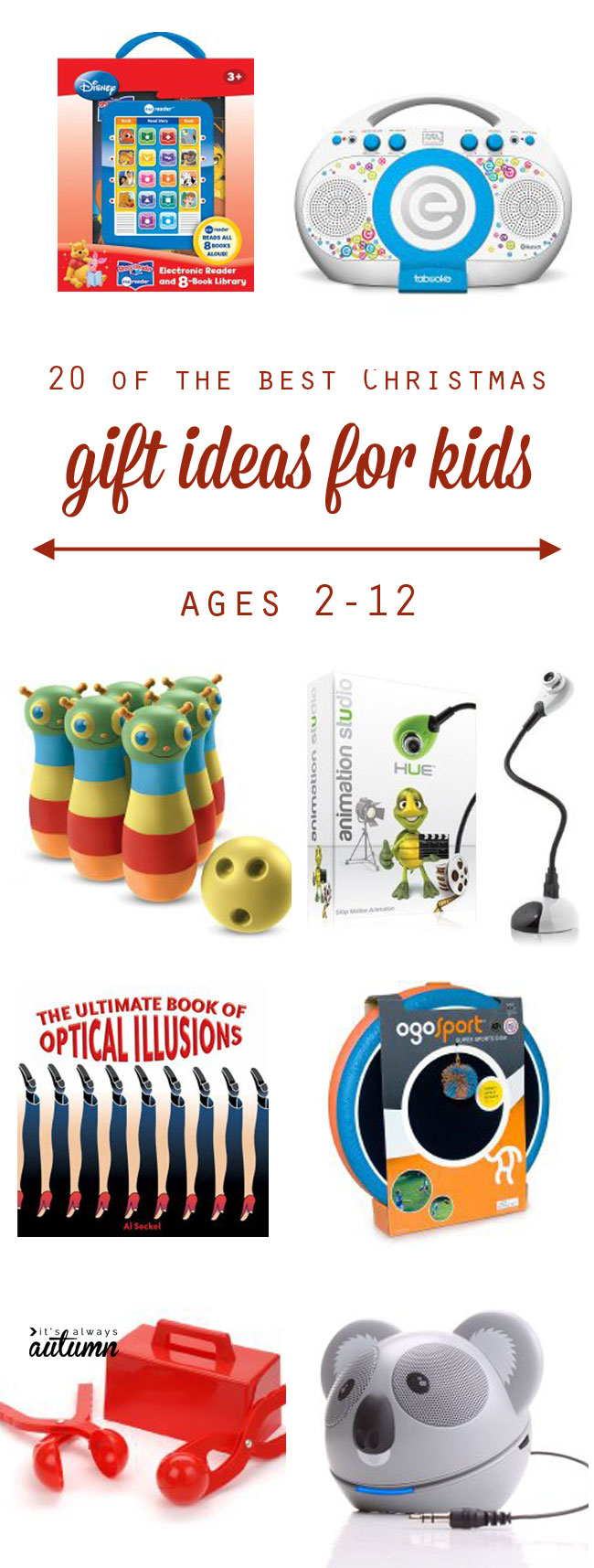 best Christmas gift ideas for kids & tweens - stop wasting money on things they don't play with and try these ideas instead!