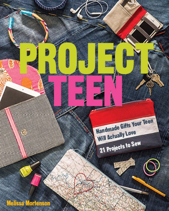 Project teen sewing ideas book