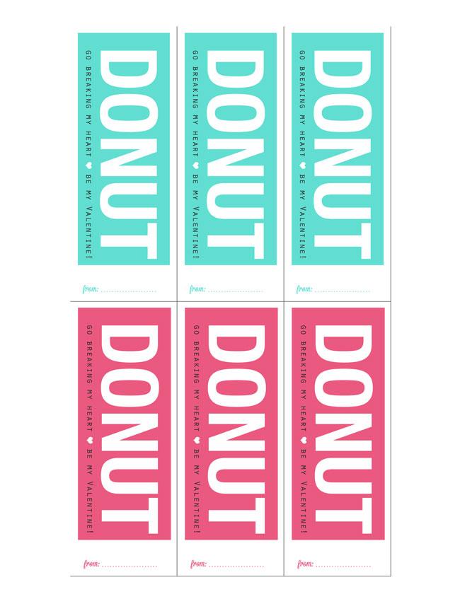 valentine-donuts-printable