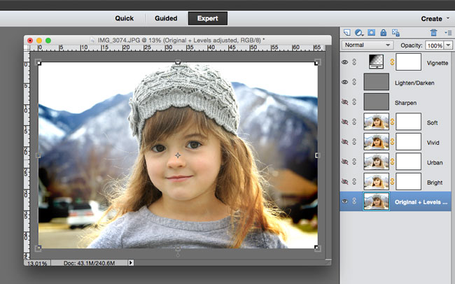 how-to-boost-color-brighten-dull-photo-edit-easy-photoshop-elements-4