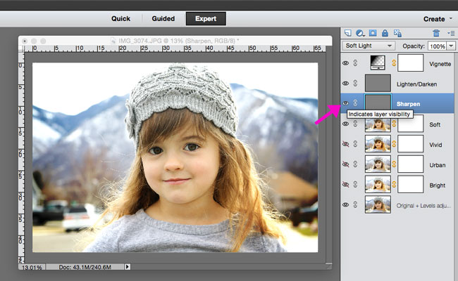 how-to-boost-color-brighten-dull-photo-edit-easy-photoshop-elements-8