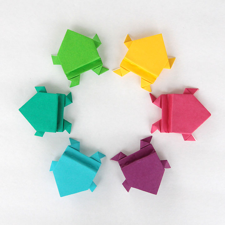 instructions origami kids: easy origami instructions | 720x720