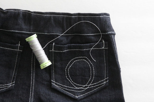make sewing on denim easy with these helpful tips and tricks