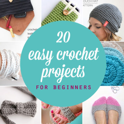 20 quick, easy and beautiful things to crochet