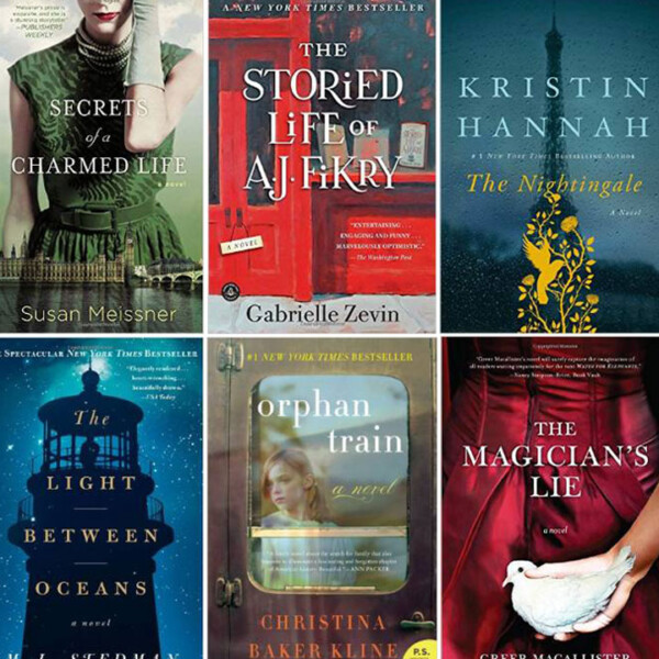 great summer reading list - I can't wait to read some of these books!