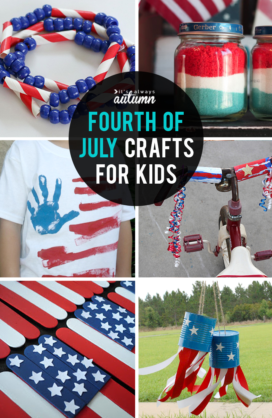 20 Fourth of July crafts for kids