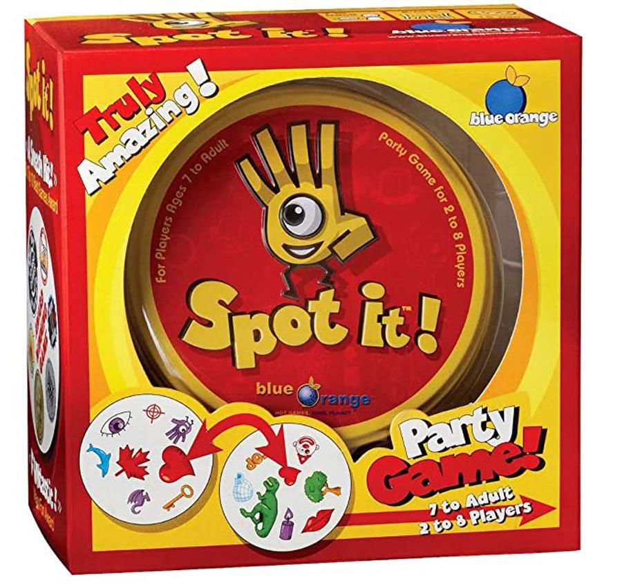 Spot It game in a box