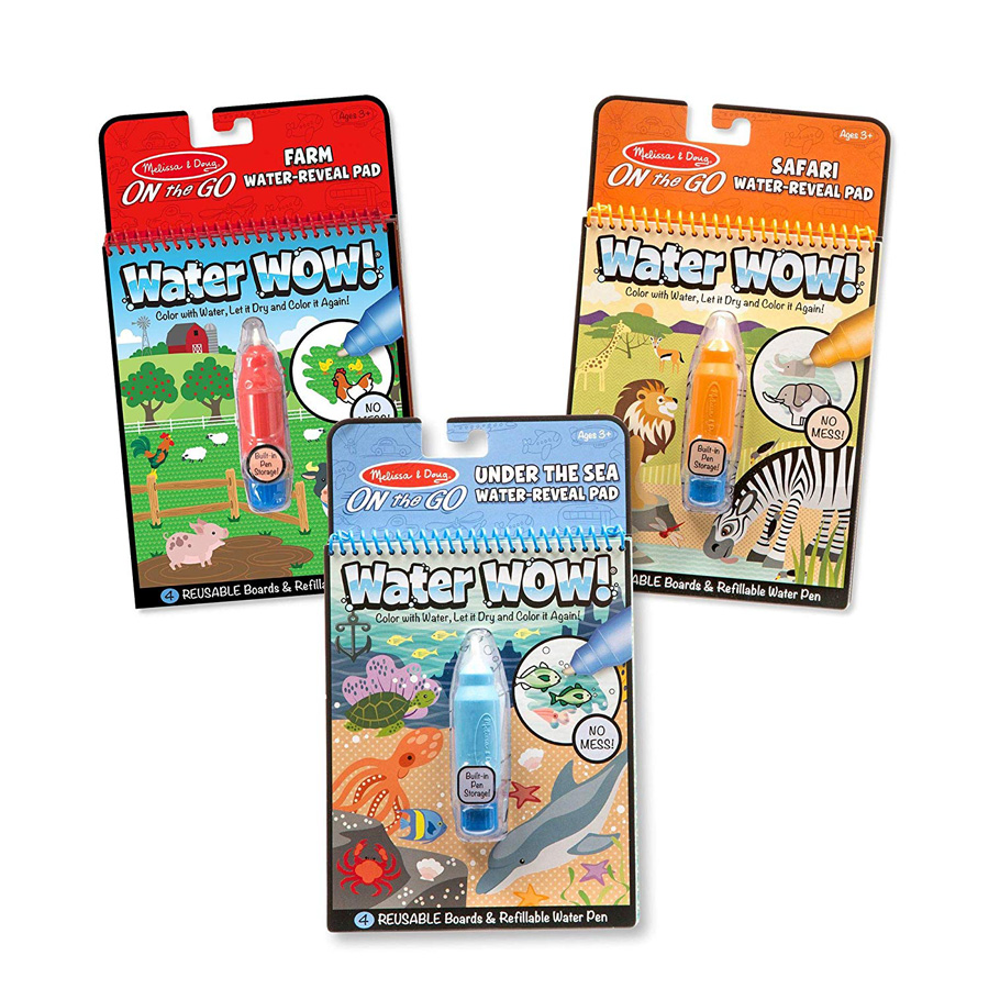 Photos of Water Wow books