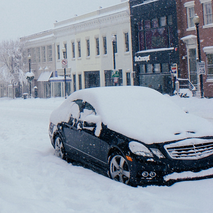 7 way to prepare your car for winter & a giveaway