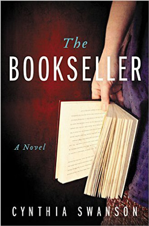 The Bookseller book cover