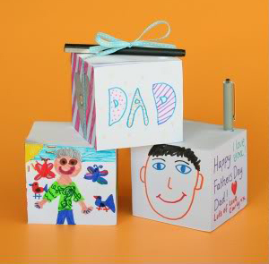 20 Father's Day cards and gifts that kids can make. Fun, easy, and cheap gifts and cards kids can make for Dad.